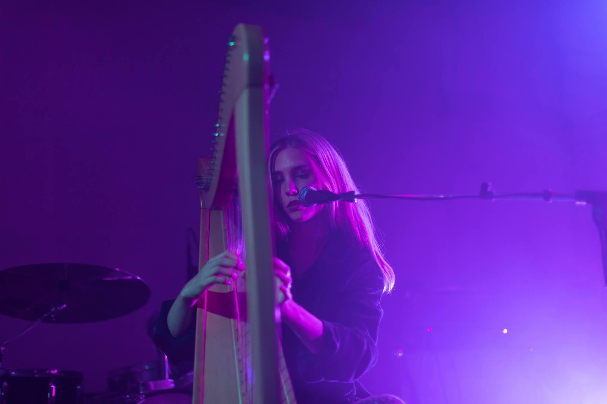 Majken Pressbild Harp